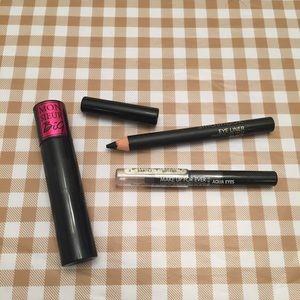 Mascara and eyeliner - NWOT